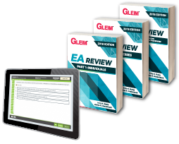 Gleim EA Review Test Prep Set