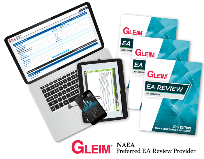 Gleim EA Review 2019 Edition