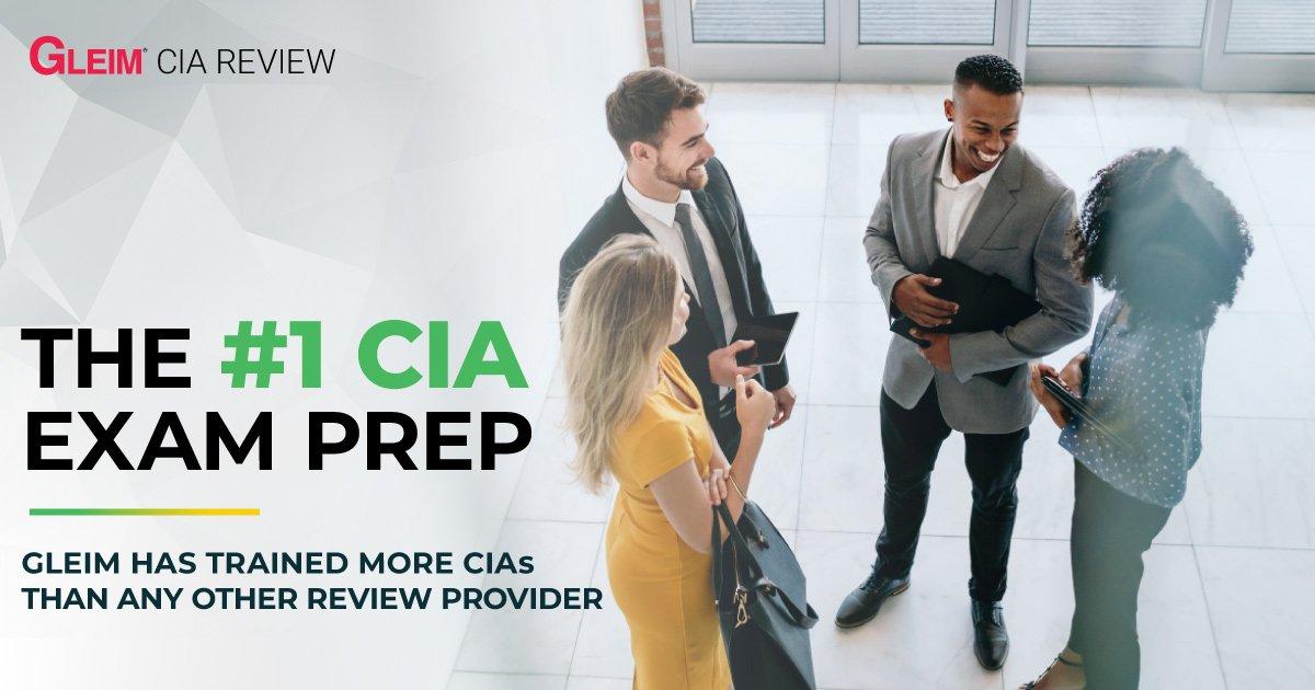 CIA Exam Prep - Gleim Exam Prep