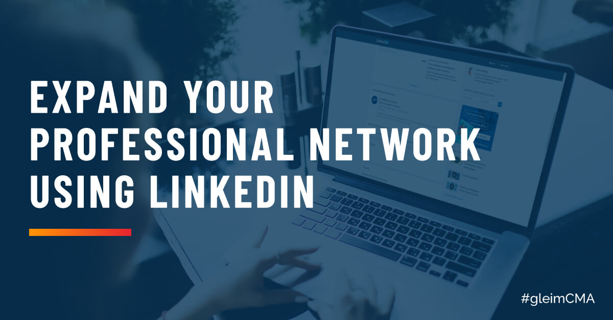 Expand Your Network with LinkedIn as a CMA