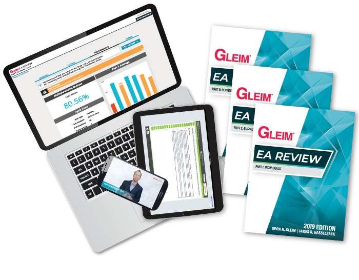 Enrolled Agent Exam Prep Course - Gleim Exam Prep