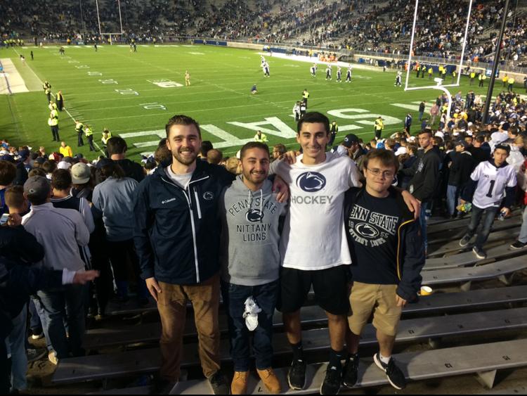 Mike Dignetti Penn State Football