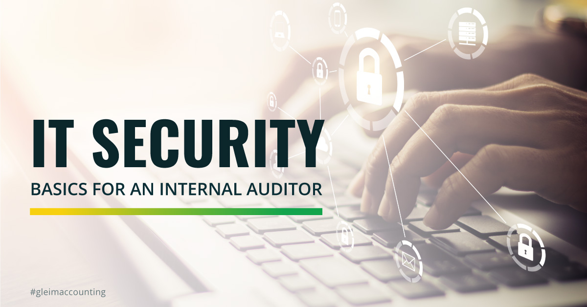 Auditor Testing IT Security