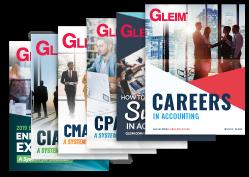 Gleim Informational Booklets