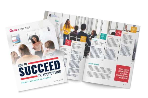 How to Succeed in Accounting