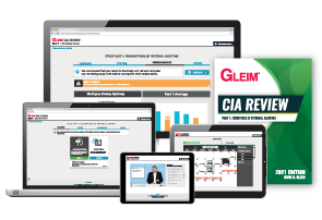 2021 Edition Premium CIA Review Part 1
