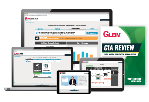 2021 Edition Premium CIA Review Part 3