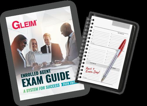 Gleim EA Exam Guide 2020 Edition