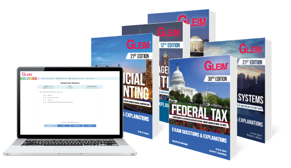 Gleim Exam Questions & Explanations (EQE)