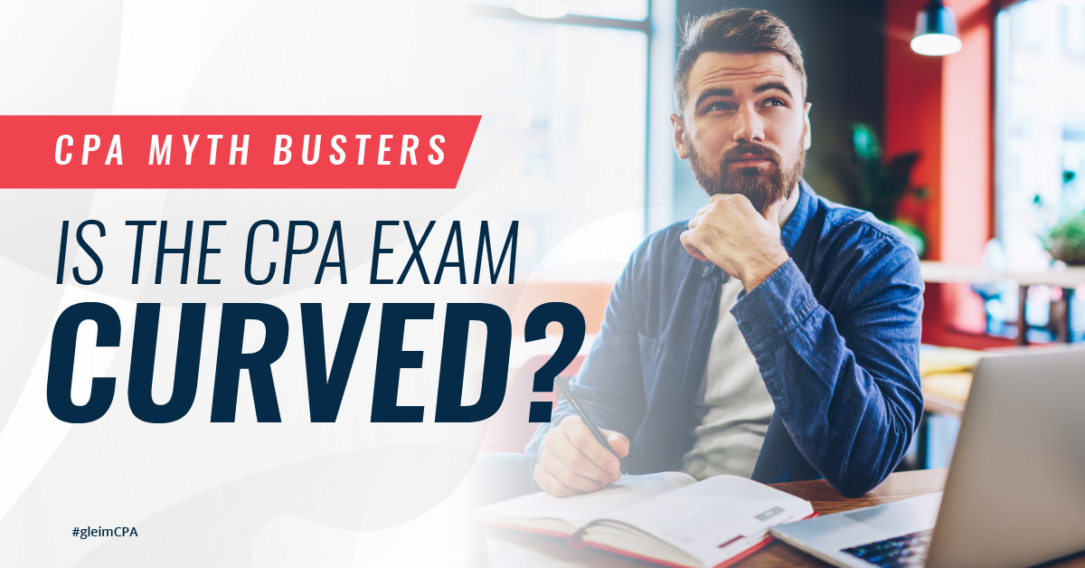 CPA Mythbusters: Is the CPA Exam curved?