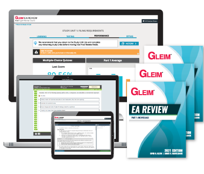 2021 EA Traditional Review System Set