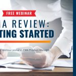 Free Webinar | CMA Review: Getting Started | April 27