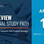 CMA Review A Personal Study Path | April 1
