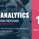 Data Analytics & The Accounting Profession | April 14