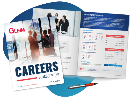 Careers in Accounting booklet