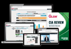 2021 Edition Premium CIA Review Part 2