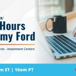 Gleim Presents: Office Hours With Amy Ford Performance Measures - Investment Centers | July 15